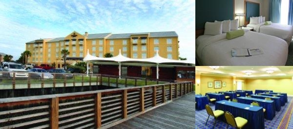 Springhill Suites Charleston Riverview photo collage