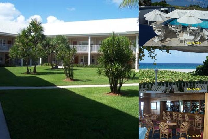 Seagate Hotel & Beach Club photo collage