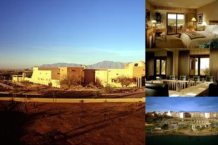 Sheraton Grand at Wild Horse Pass photo collage