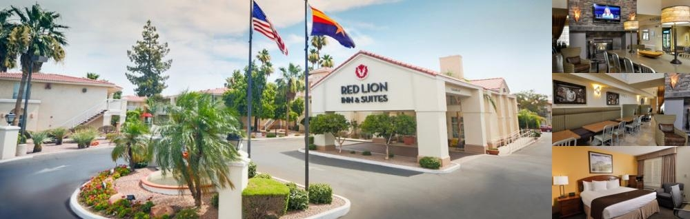 Red Lion Inn & Suites Scottsdale / Tempe Asu photo collage