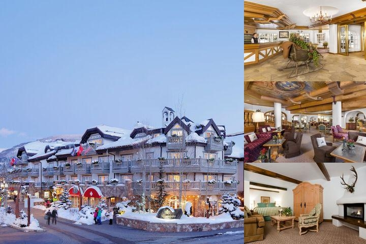 Sonnenalp Resort of Vail photo collage