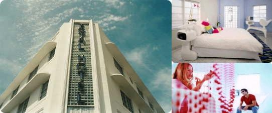 Royal South Beach Hotel photo collage