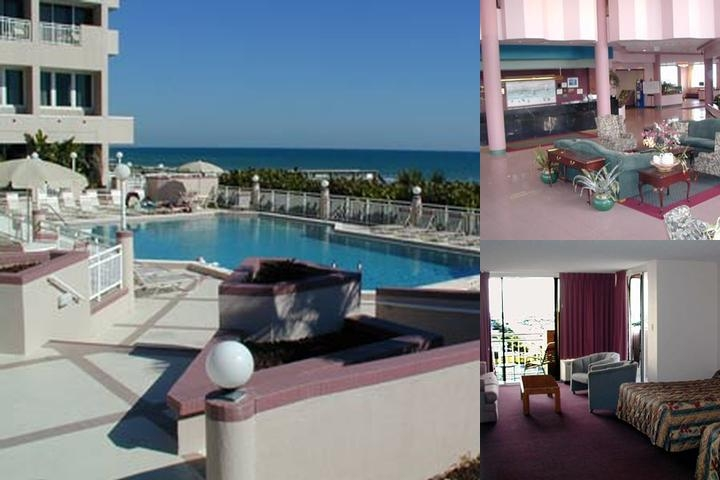 Ramada Inn Oceanfront Resort photo collage