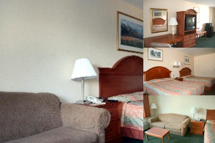 Americas Best Value Inn & Suites Ontario Airport photo collage