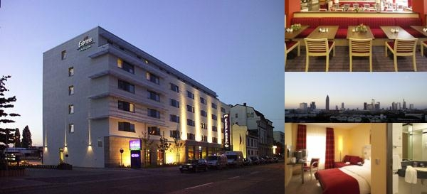 Holiday Inn Express Frankfurt Messe photo collage
