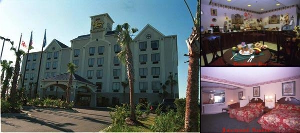 Holiday Inn Express & Suites Murrells Inlet photo collage