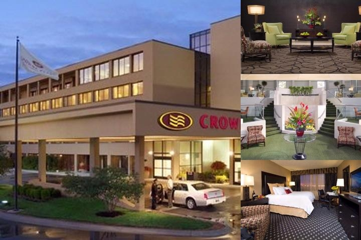 Crowne Plaza Indianapolis Airport photo collage