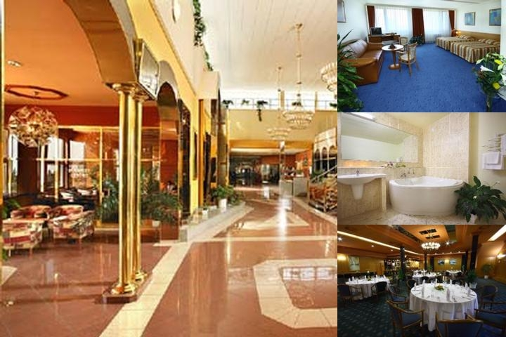 Hotel Prague photo collage