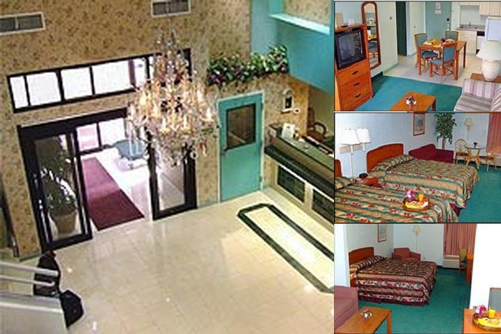 Wynstar Inn & Suites photo collage