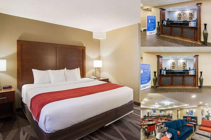 Comfort Inn Pensacola Fl 8080 North Davis Highway 32514