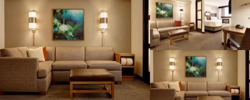 Hyatt Place Nashville Hendersonville photo collage