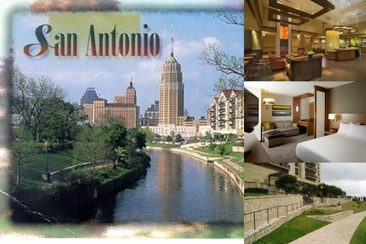 Hyatt Place Riverwalk photo collage