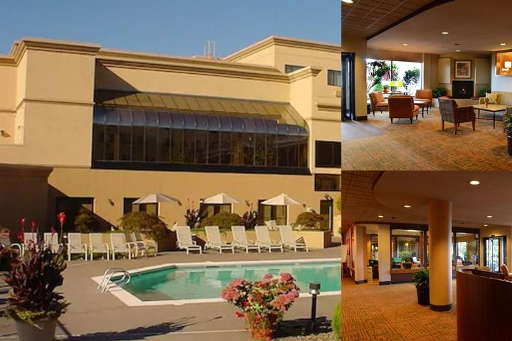 MONARCH HOTEL & CONFERENCE CENTER - Clackamas OR 12566 SE 93