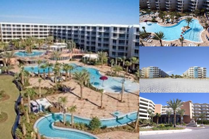 Waterscape Condominiums by Wyndham Vacation Rental photo collage