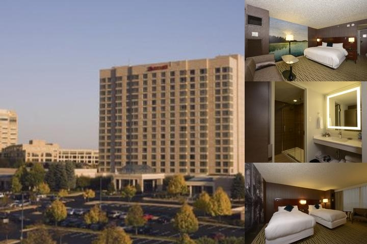 Minneapolis Marriott Southwest photo collage