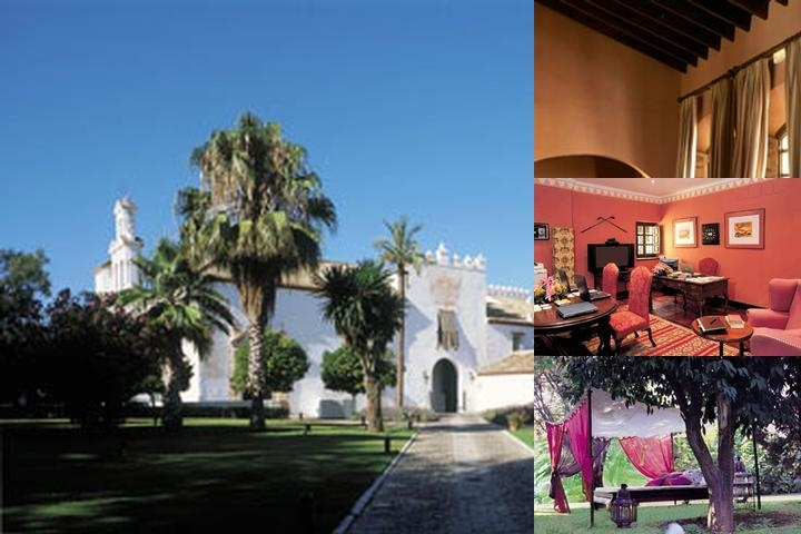 Hacienda Benazuza Elbullihotel photo collage