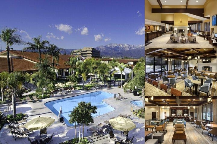 Doubletree Hotel Ontario Airport photo collage