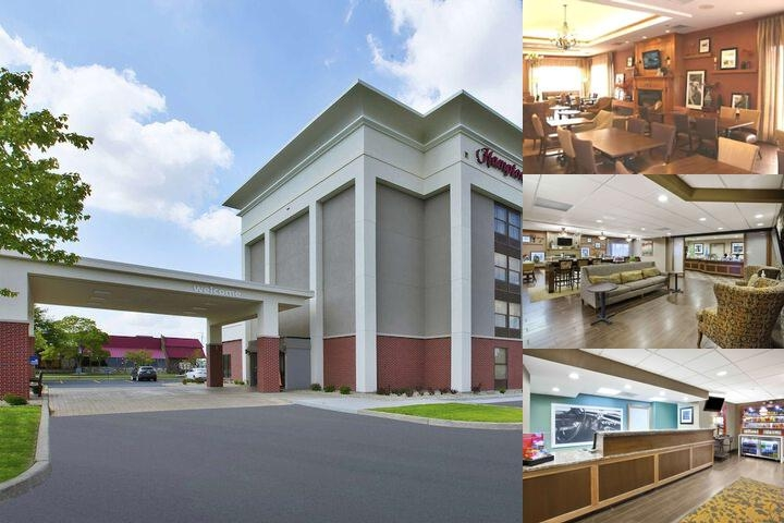 Hampton Inn Toledo South Maumee photo collage