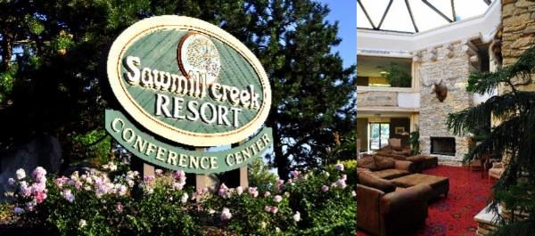 Sawmill Creek Resort & Conference Center photo collage