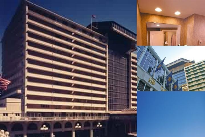 Galt House Hotel photo collage