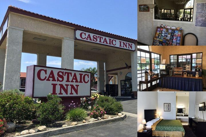 Castaic Inn photo collage