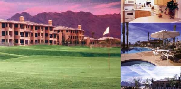 Sunterra Scottsdale Links Resort Adjacent to TPC Golf Course.