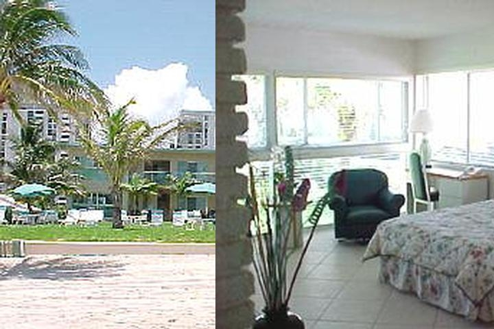 Greenbriar Beach Club photo collage
