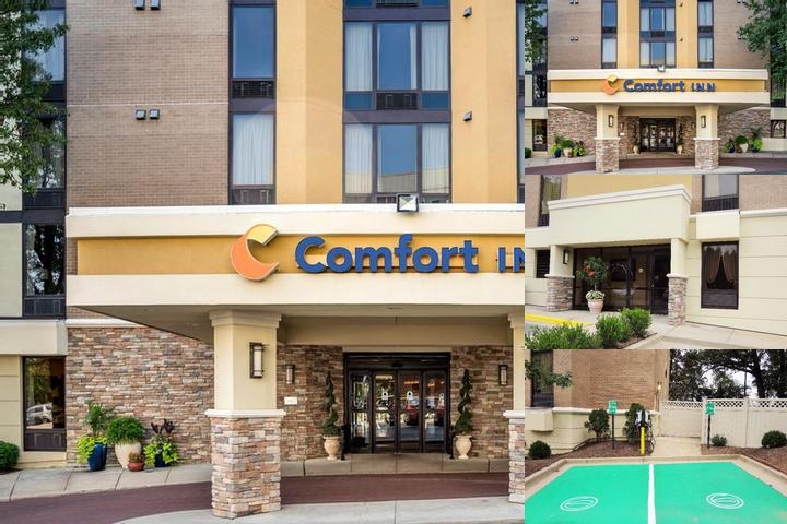 Comfort Inn Shady Grove photo collage