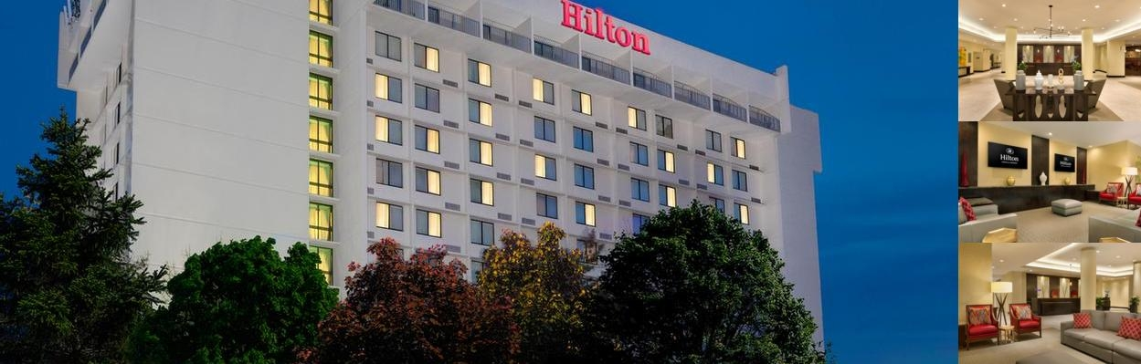 Hilton Washington DC North / Gaithersburg photo collage