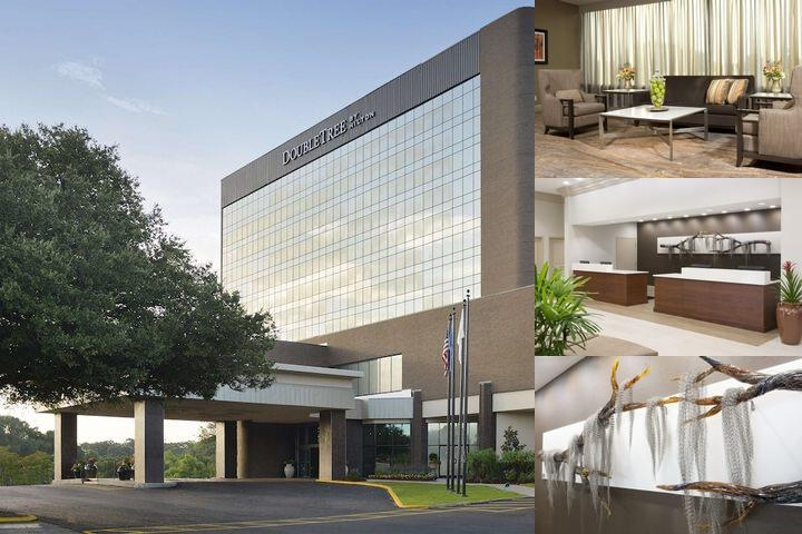 Doubletree by Hilton Hotel Lafayette photo collage