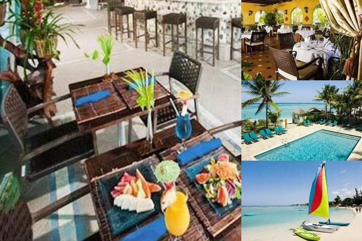 Coyaba Beach Resort & Club photo collage
