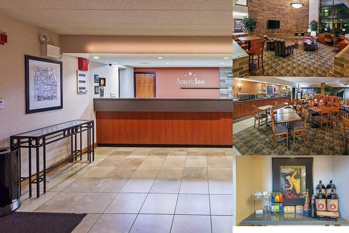 Americinn Hotel & Suites of Omaha photo collage