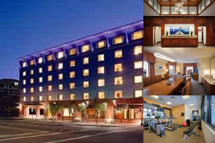 Hilton Garden Inn Portland Downtown Waterfront photo collage