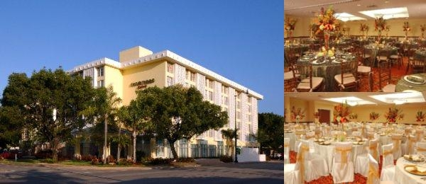 Courtyard by Marriott Coral Gables photo collage