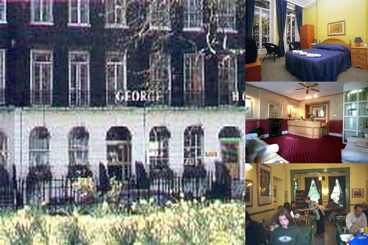 George Hotel photo collage
