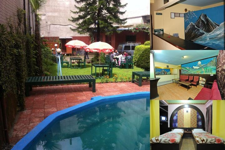 Acme Guest House photo collage
