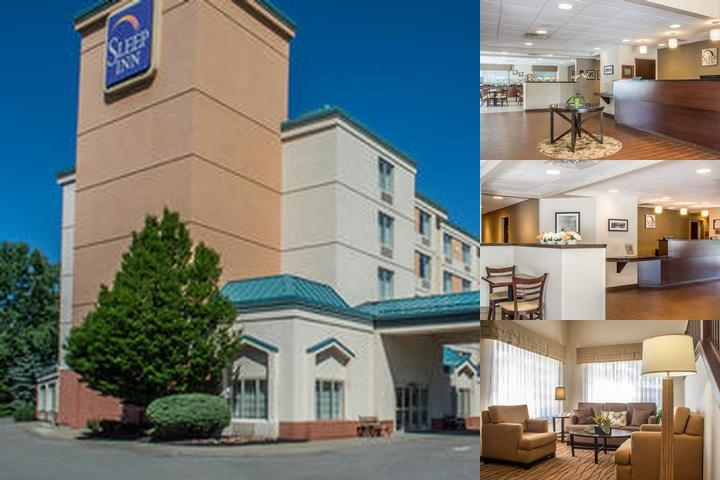Sleep Inn Amherst photo collage