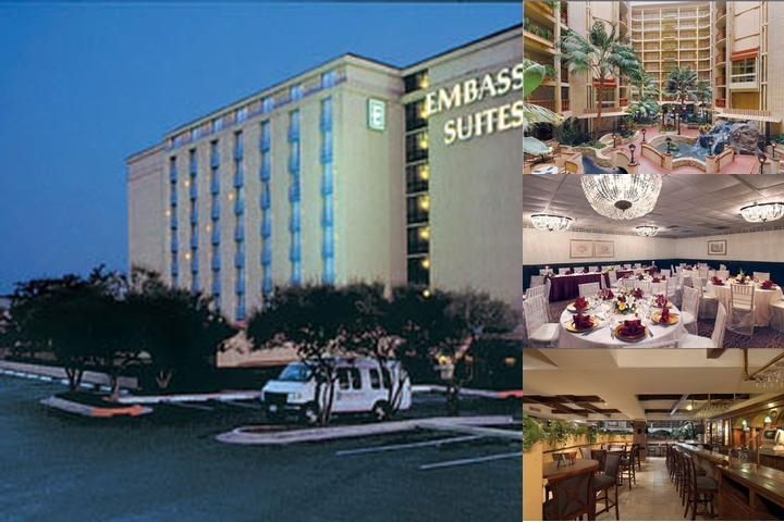 Embassy Suites Austin Central photo collage