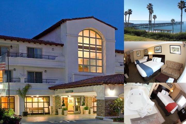 Holiday Inn San Clemente Resort photo collage