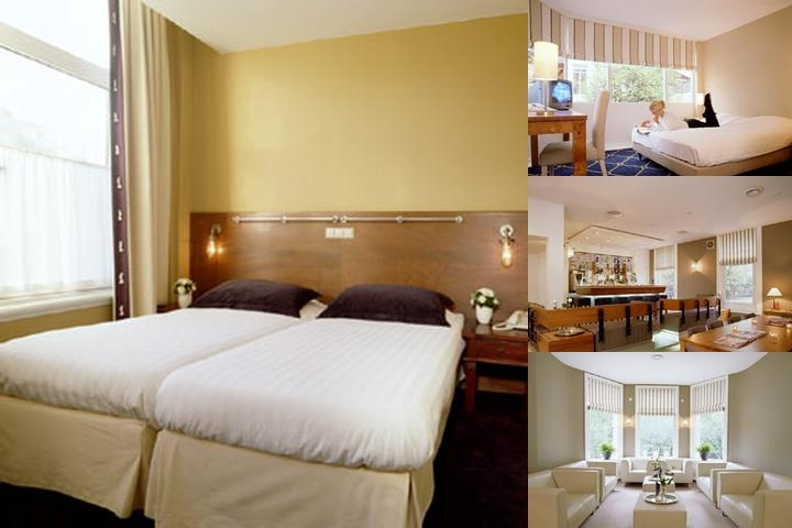 Hotel Piet Hein photo collage