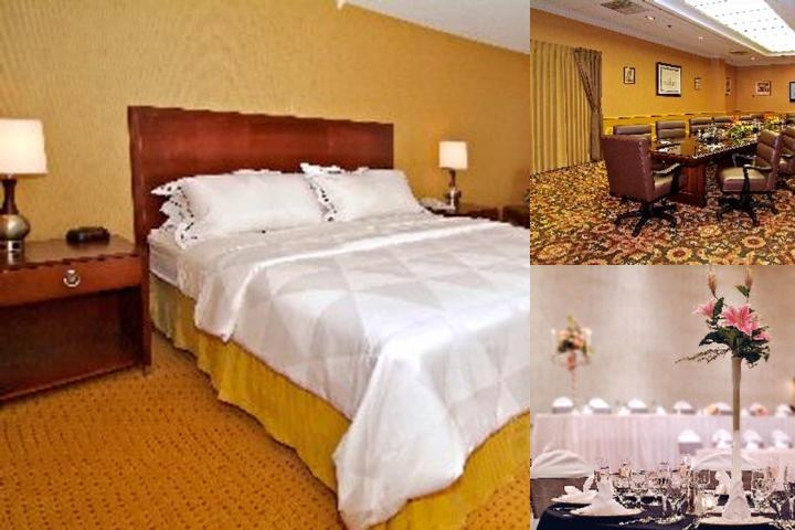 Clarion Riverside Hotel photo collage