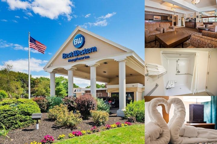 Best Western Merry Manor Inn photo collage