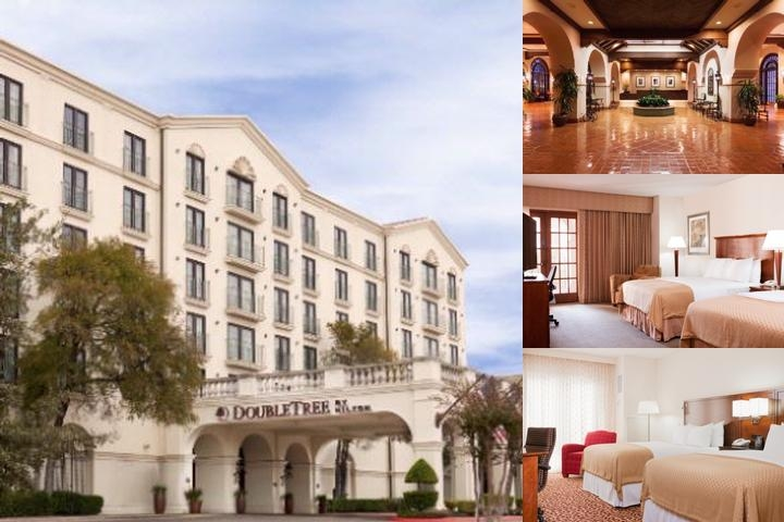 Doubletree Hotel Austin photo collage