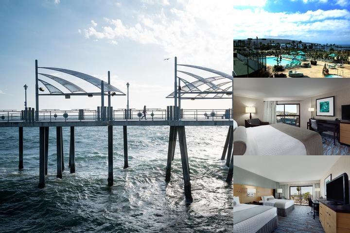crowne plaza redondo beach marina hotel redondo beach. Black Bedroom Furniture Sets. Home Design Ideas