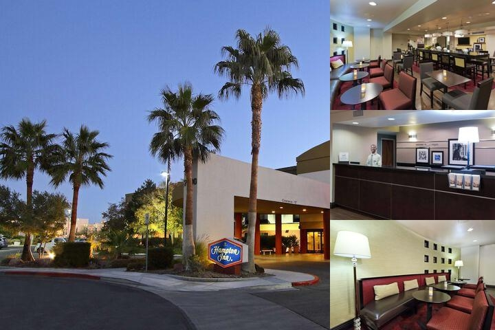 Hampton Inn Las Vegas Summerlin photo collage