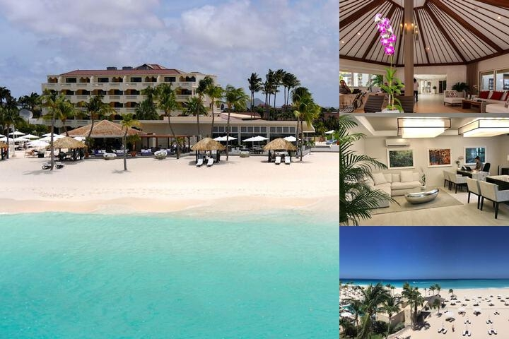 Bucuti & Tara Beach Resorts photo collage