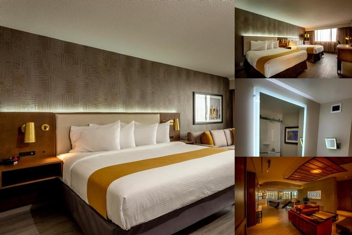 Atlantica Hotel Halifax photo collage