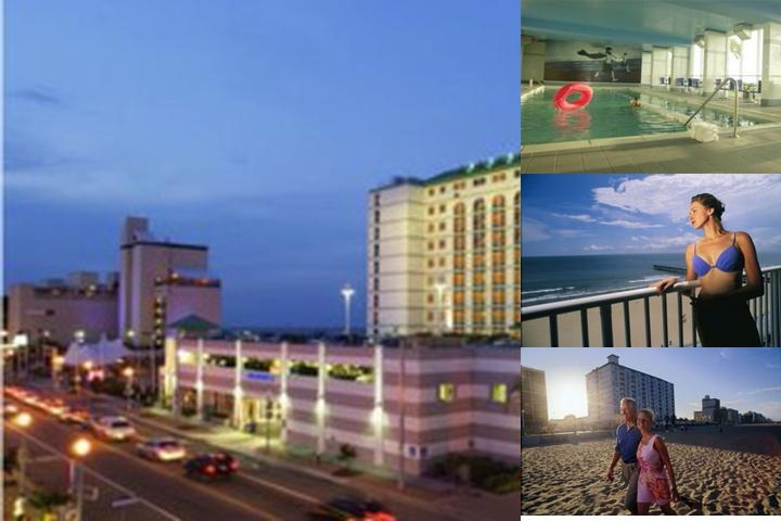 Boardwalk Resort & Villas photo collage