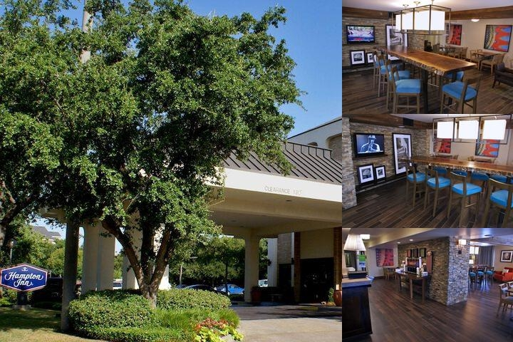 Hampton Inn Dallas / Addison Galleria photo collage