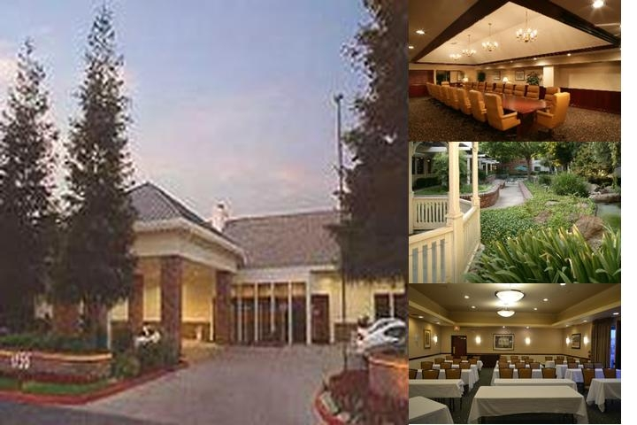 Modesto Hotel photo collage